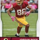2016 Score Football Card #326 Jordan Reed