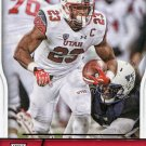 2016 Score Football Card #346 Devontae Booker