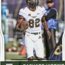 2016 Score Football Card #373 Rashard Higgins