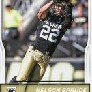 2016 Score Football Card #378 Nelson Spruce