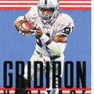 2015 Score Football Card Gridiron Heritage #23 Tim Brown