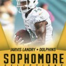 2015 Score Football Card Sophmore Selections Gold #12 Jarvis Landry