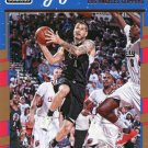 2016 Donruss Basketball Card #29 J J Redick