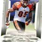 2009 Playoff Prestige Football Card #21 Chad Ocho Cinco