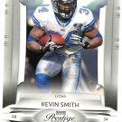 2009 Playoff Prestige Football Card #35 Kevin Smith
