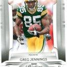 2009 Playoff Prestige Football Card #38 Greg Jennings