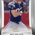 2009 Playoff Prestige Football Card #59 Wes Welker