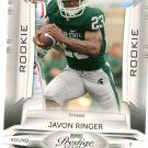 2009 Playoff Prestige Football Card #152 Javon Ringer