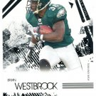 2009 Rookies & Stars Football Card #73 Brian Westbrook