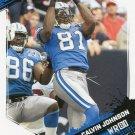 2009 Score Football Card #93 Calvin Johnson