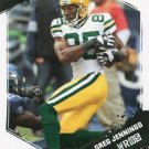 2009 Score Football Card #107 Greg Jennings
