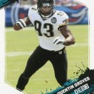 2009 Score Football Card #139 Quintin Groves