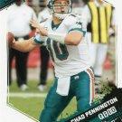2009 Score Football Card #153 Chad Pennington