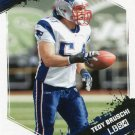 2009 Score Football Card #177 Tedy Bruschi