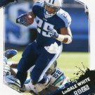 2009 Score Football Card #287 LenDale White