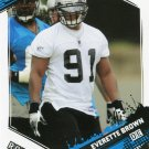 2009 Score Football Card #339 Everette Brown