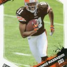 2009 Score Football Card #376 Mohamed Massaquoi