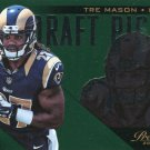 2014 Prestige Football Card Draft Picks #14 Tre Mason
