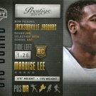 2014 Prestige Football Card Big Board #6 Marquise Lee