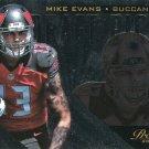 2014 Prestige Football Card Draft Picks #11 Mike Evans