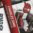 2014 Prestige Football Card Road to the NFL #21 Charlie Sims