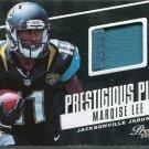 2014 Prestige Football Card Prestigious Picks Materials #23 Marquise Lee