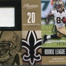 2014 Prestige Football Card Rookie League Leaders #12 Kenny Stills