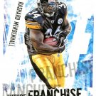 2009 Score Football Card Future Franchise #17 Rashard Mendenhall