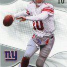 2009 SP Football Card #35 Eli Manning