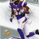 2009 SP Football Card #48 Bernard Berrian