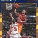 2016 Donruss Basketball Card #92 Myles Turner