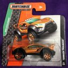 2015 Matchbox Short Card #93 Terrain Trouncer