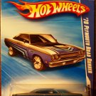 2010 Hot Wheels #94 70 Plymouth Road Runner