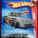 2010 Hot Wheels #197 Invader