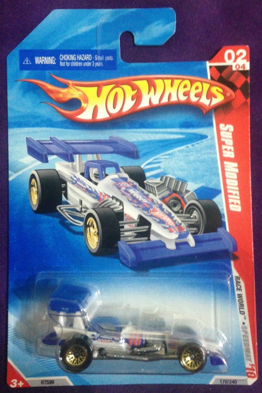 2010 Hot Wheels #170 Super Modified
