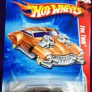 2010 Hot Wheels #206 Evil Twin