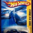 2008 Hot Wheels #8 Corvette Grand Sport