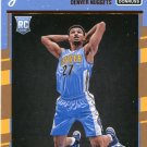 2016 Donruss Basketball Card #157 Jamal Murray