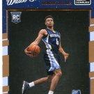 2016 Donruss Basketball Card #164 Wade Baldwin IV