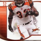 2009 SP Signature Football Card #11 Cedric Benson