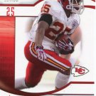 2009 SP Signature Football Card #31 Jamaal Charles