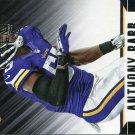 2014 Rookies & Stars Football Card #107 Anthony Barr