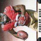 2014 Rookies & Stars Football Card #118 Carlos Hyde