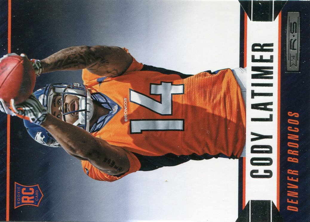 2014 Rookies & Stars Football Card #121 Cody Latimer