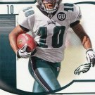 2009 SP Signature Football Card #89 DeSean Jackson