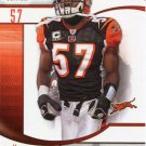 2009 SP Signature Football Card #102 Dhani Jones