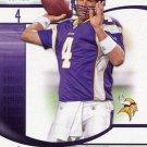 2009 SP Signature Football Card #104 Brett Favre