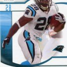 2009 SP Signature Football Card #169 Jonathan Stewart