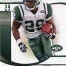 2009 SP Signature Football Card #184 Leon Washington