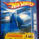2008 Hot Wheels #48 Fire Eater